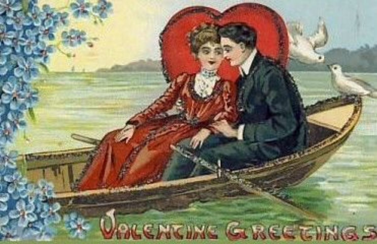 Rowboat Love