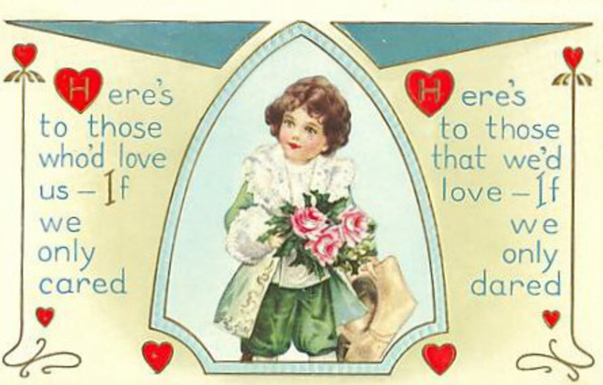 Valentine Rhyme