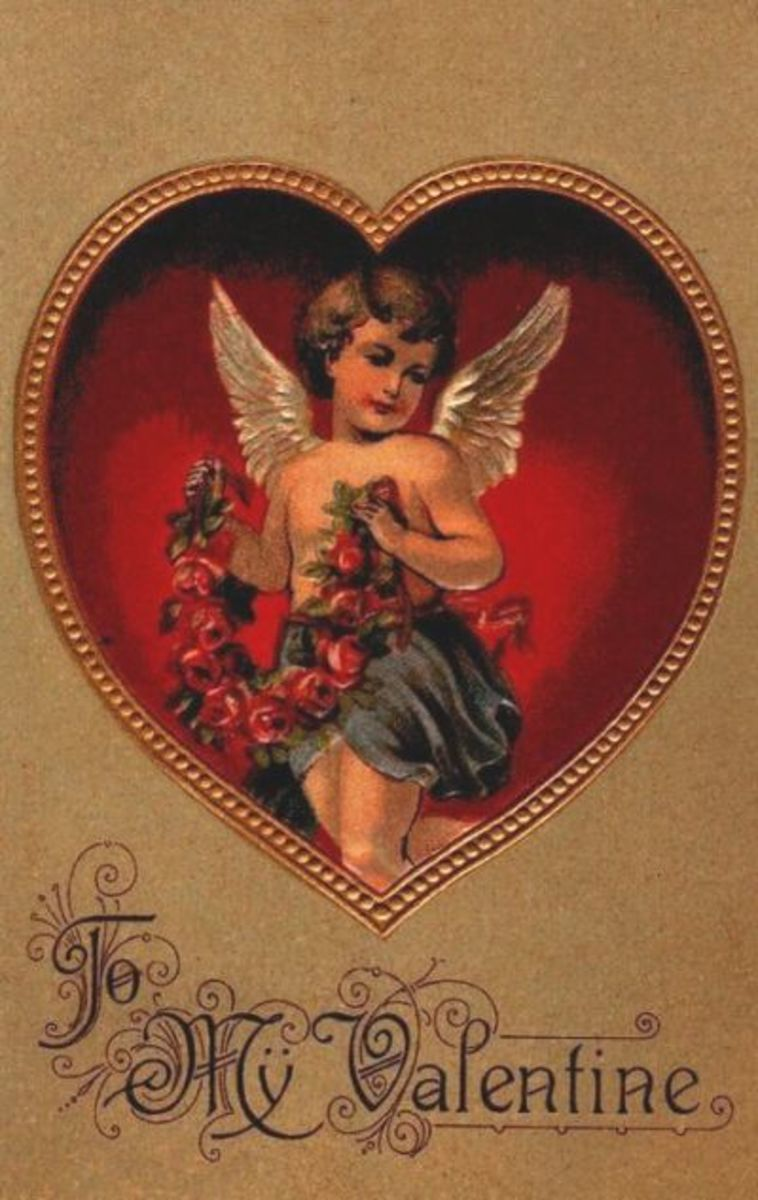Victorian Cupid