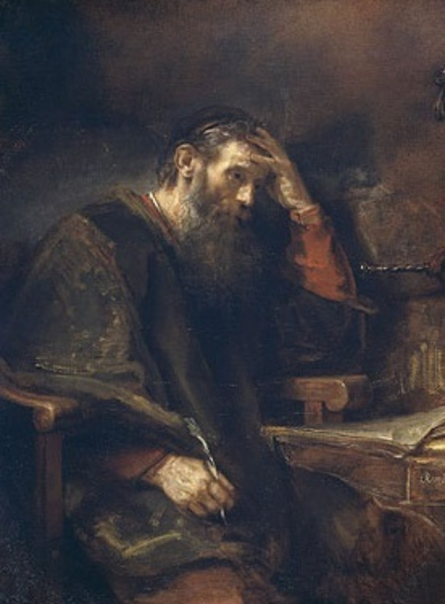 Apostle Paul Attacked Part I - Was He a True Apostle?
