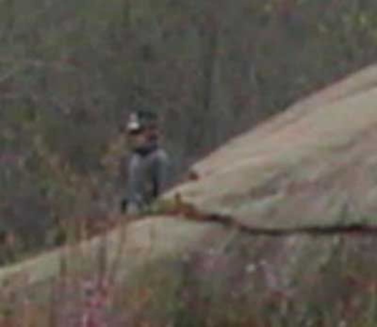 Devils Den Ghost Photo From Gettysburg