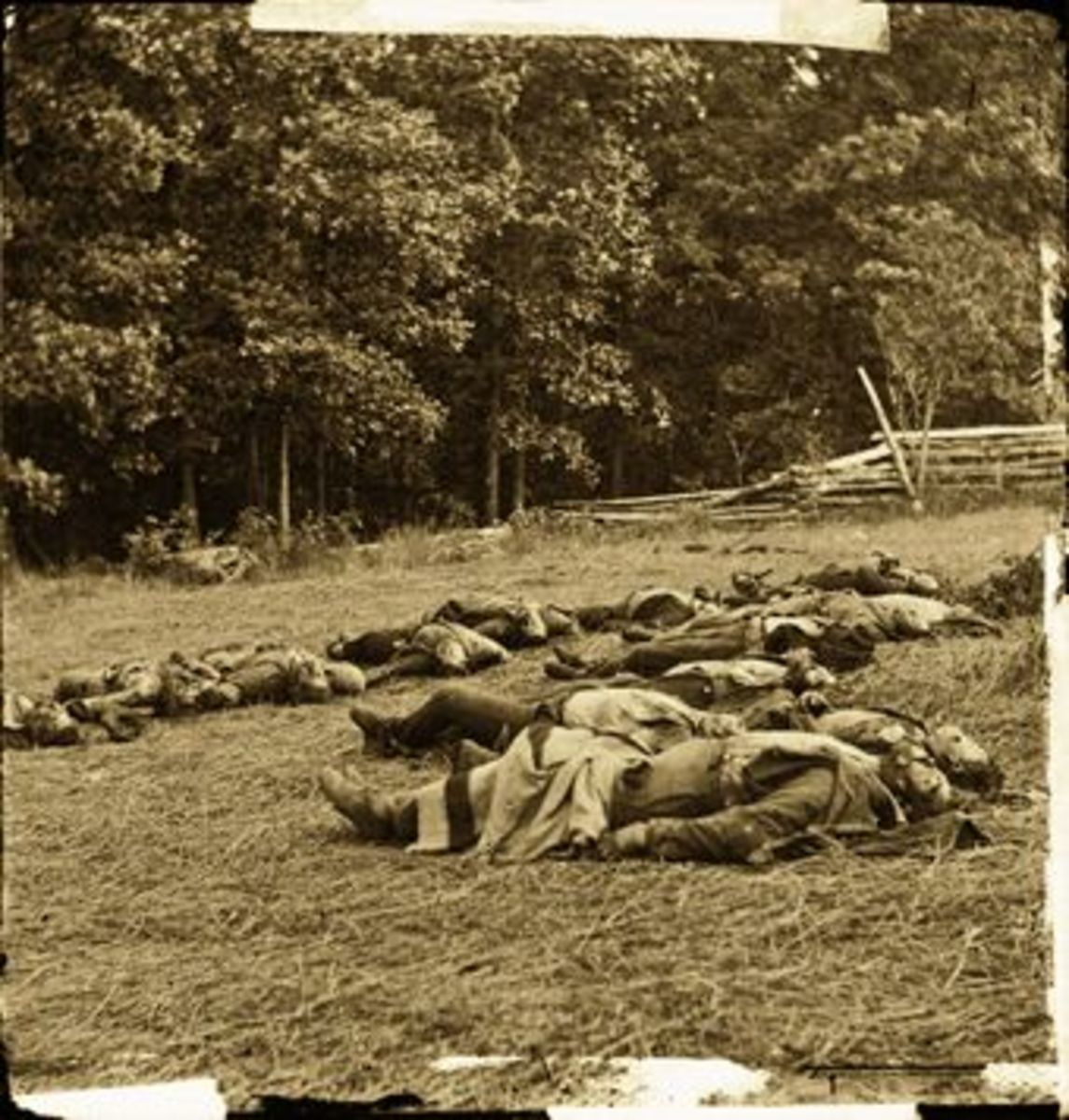 Great Ghosts of Gettysburg Between the first and the third of July, 1863, more blood was shed in a formerly little-known Adams County farm community than at any battle in history. The deaths on the battlefield at Gettysburg numbered 7,500, and probab