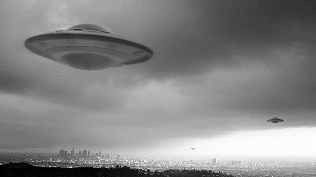 UFO Sightings Take Off In 1947