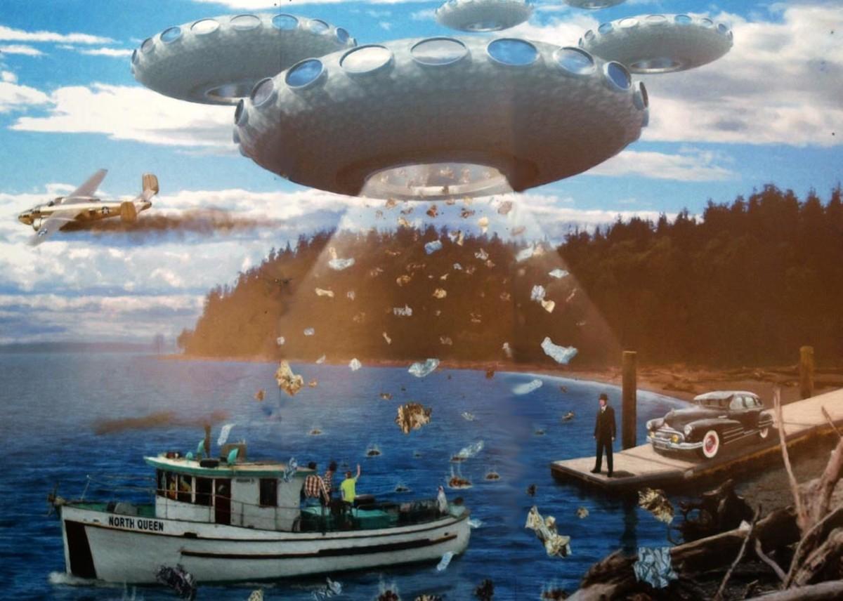 The Maury Island Incident