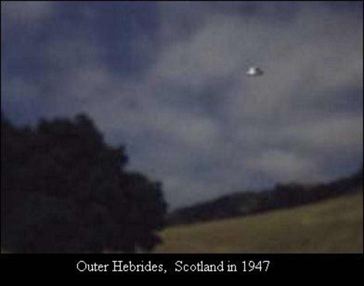 Scotland - UFO - 1947