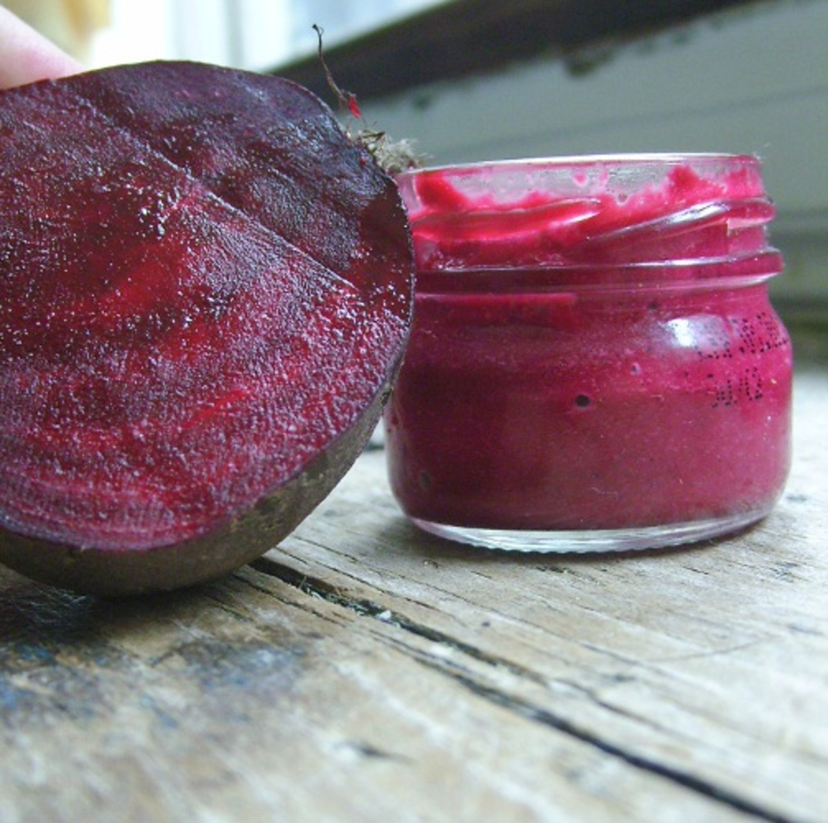 Natural Beet Root Lip & Cheek Stain