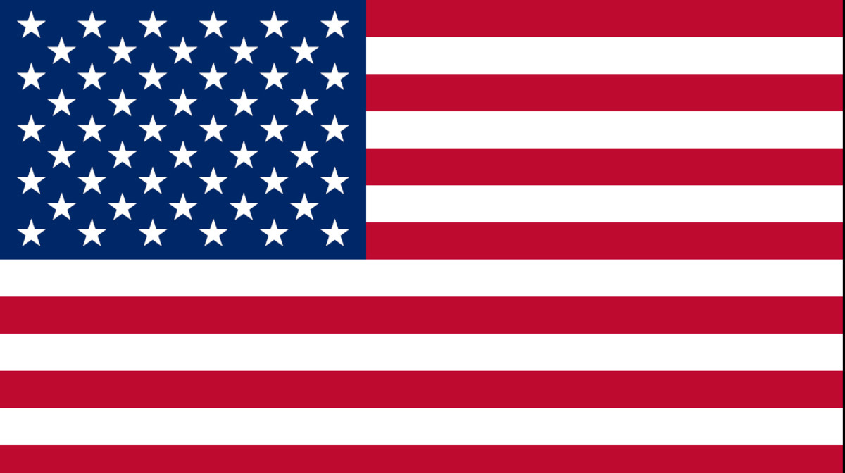 National Symbols Of United States Of America