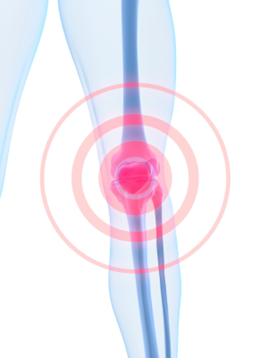Joint pain is the worst.  Learning how to lubricate joints and have healthy joint maintenance can spare a person from years of needless pain.