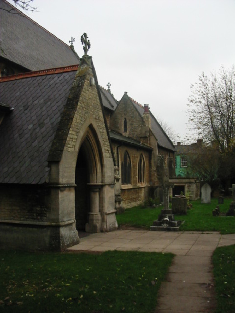 St. James Church, New Bradwell, Milton Keynes, Buckinghamshire, England