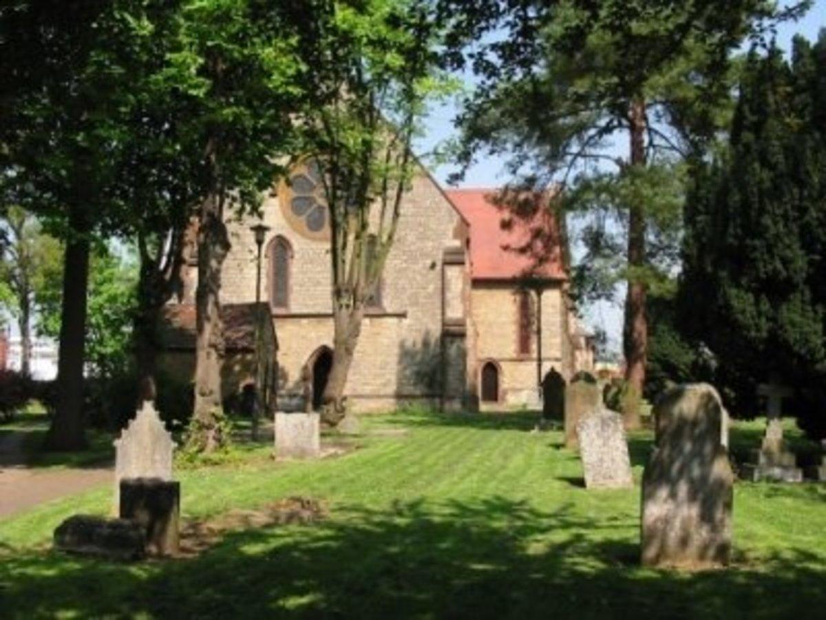 St. George, Wolverton, Buckinghamshire