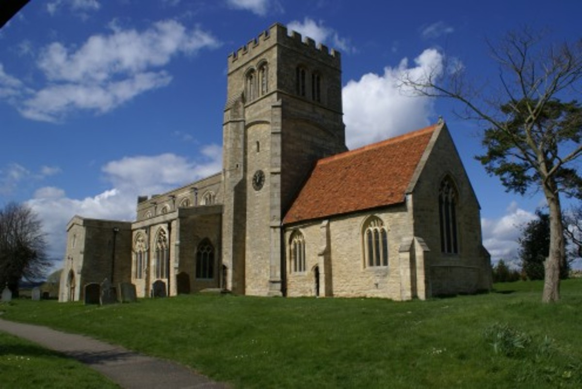 St. Lauds, Sherington, Buckinghamshire