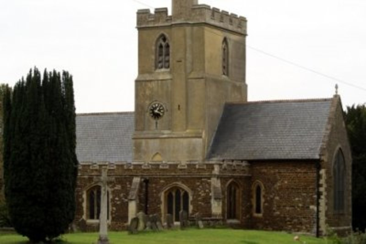 St. Mary the Virgin, Great Brickhill, Buckinghamshire