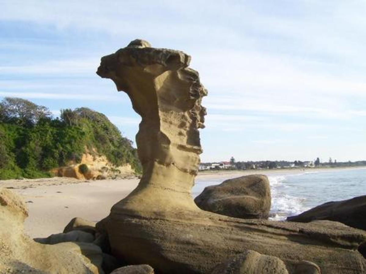 Miss Australia - Hargraves Beach, Australia