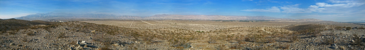 Coachella Valley, California. Click the link to Discover more photos of Garnet Hill.