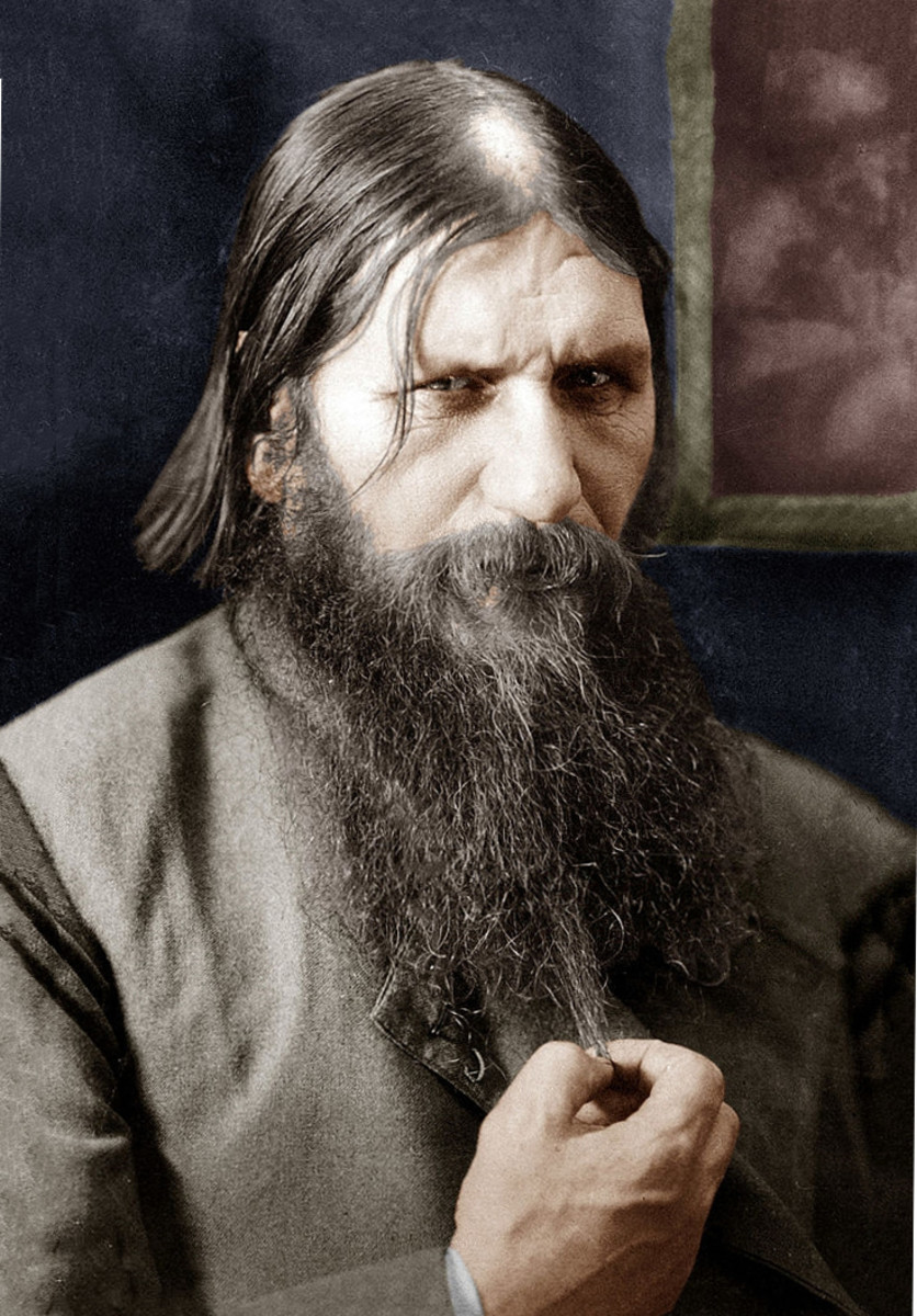Rasputin--Facts About the Mad Monk of Russia