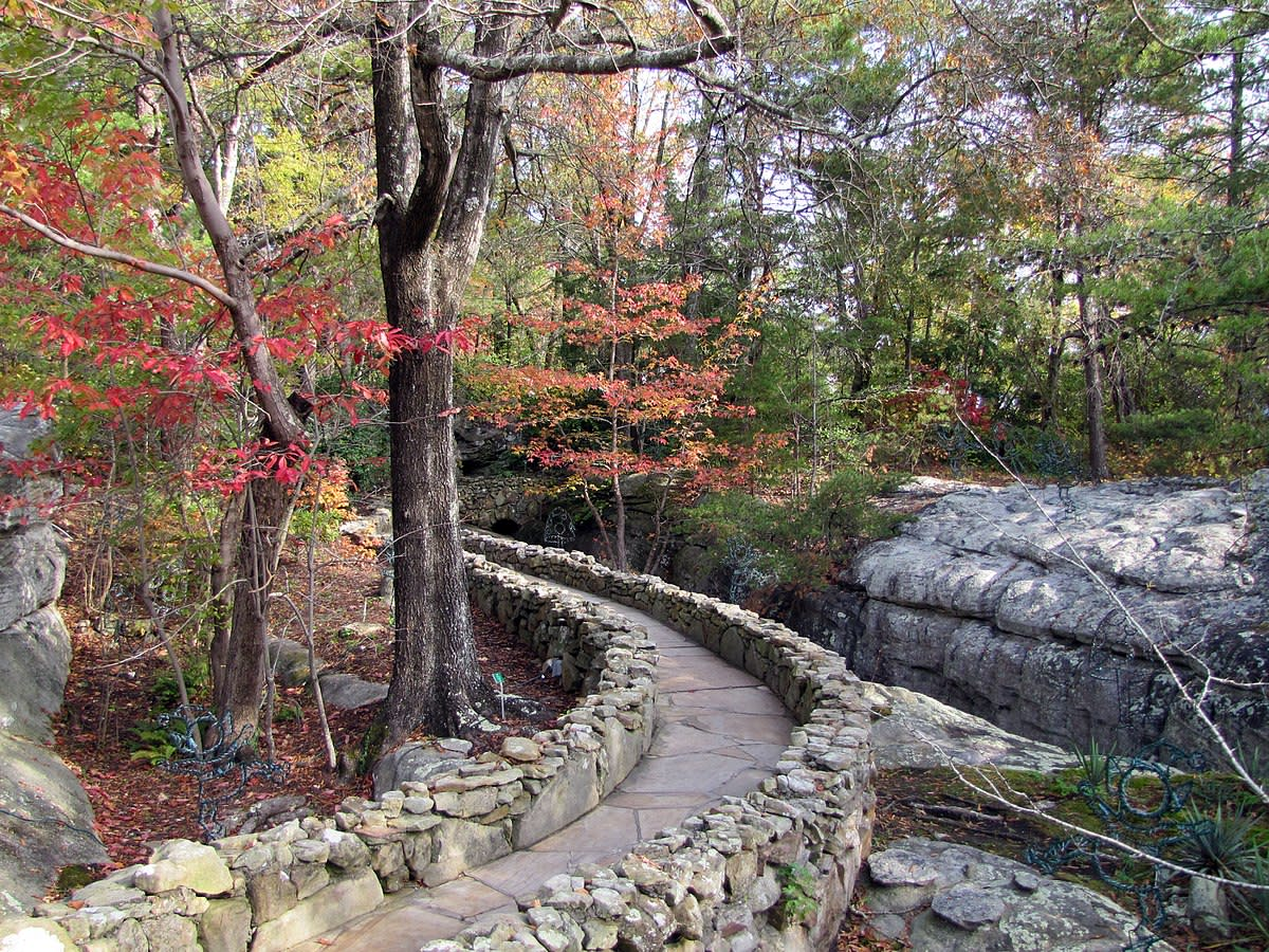 Rock City Gardens, 1400 Patton Rd. Lookout Mountain