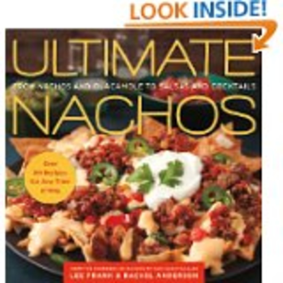 All-inclusive Nacho recipes from finger food nachos, main course nachos,  to desert nachos and cocktail recipes to go with.