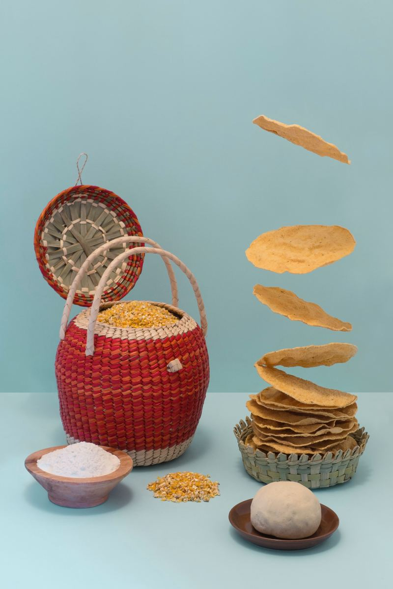 Make your own tortillas chips