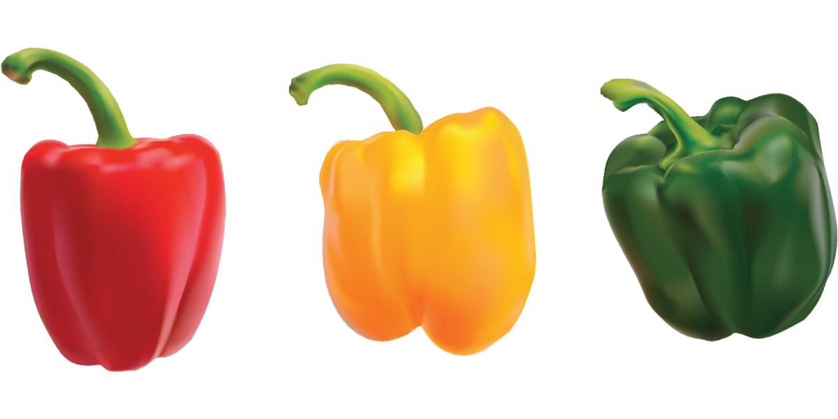 You can eat all the peppers you want.