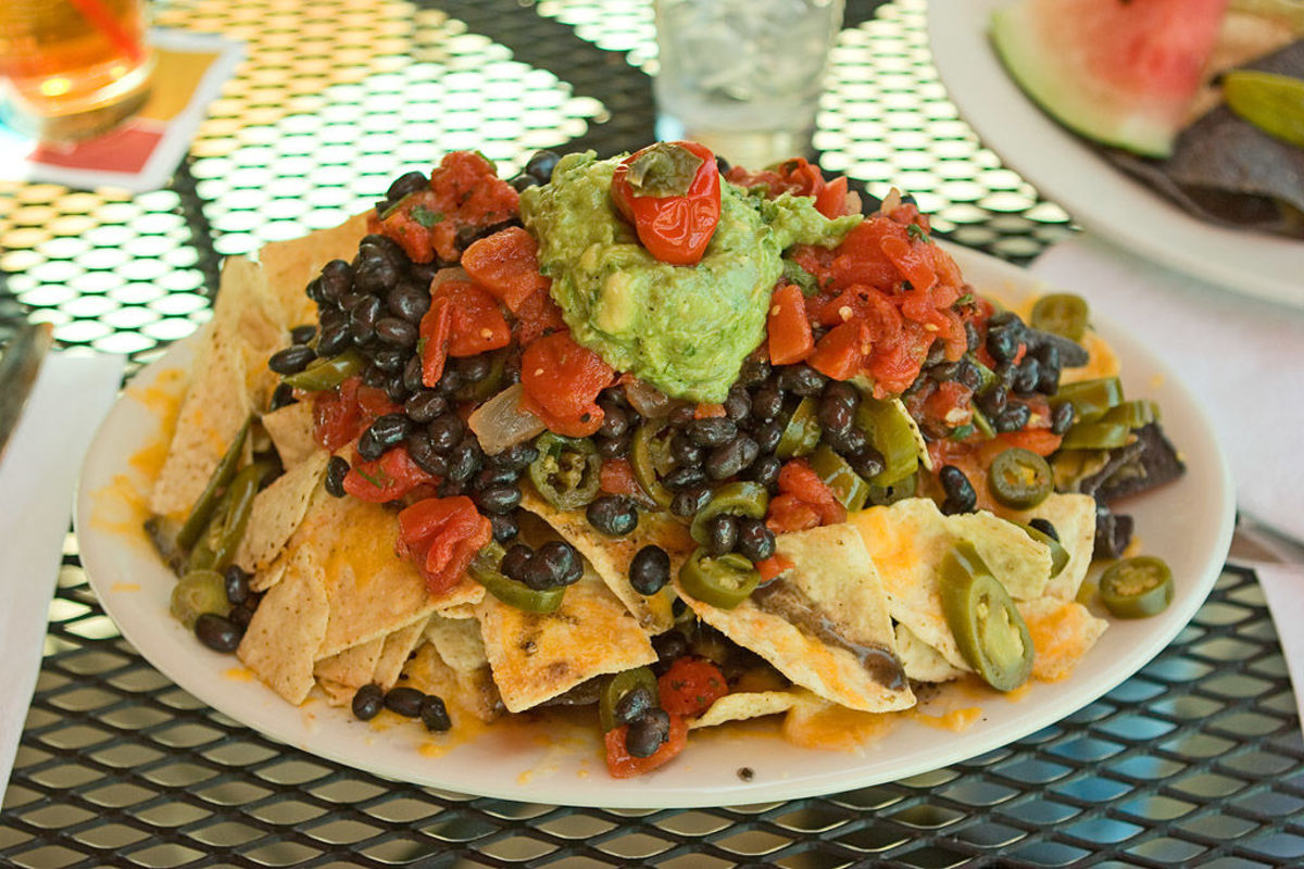 Nachos and Cheese are Delicious, but  how healthy are they?