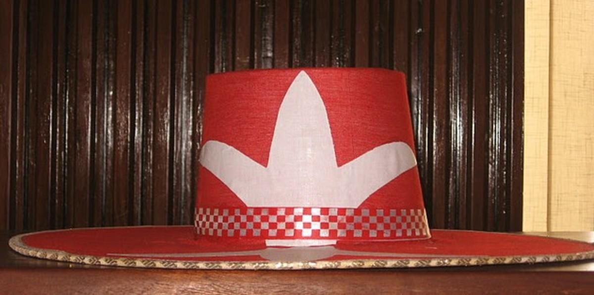 Eyo Laba Hat