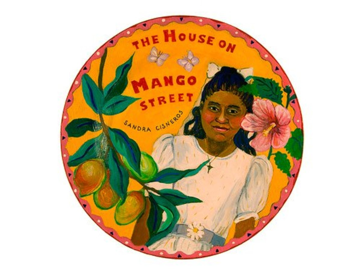 an analysis of the concept of escape in the house on mango street a novel by sandra cisneros The trees of hope and courage in the house on mango street, the author sandra cisneros takes you into a completely different world through the eyes of a young, insecure esperanza growing up in a poor section of chicago.