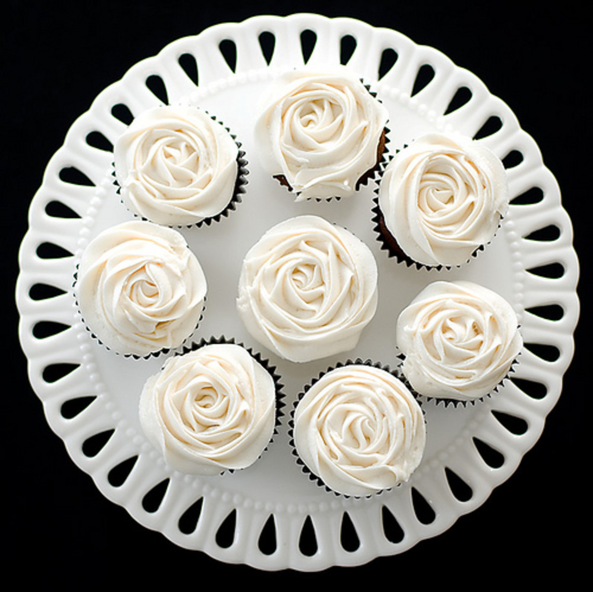 White Chocolate Buttercream Frosting Recipe