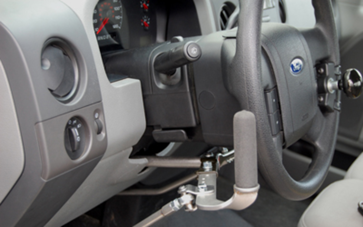 Push Pull Hand Control : Hand controls for disabled driver s cars handicap