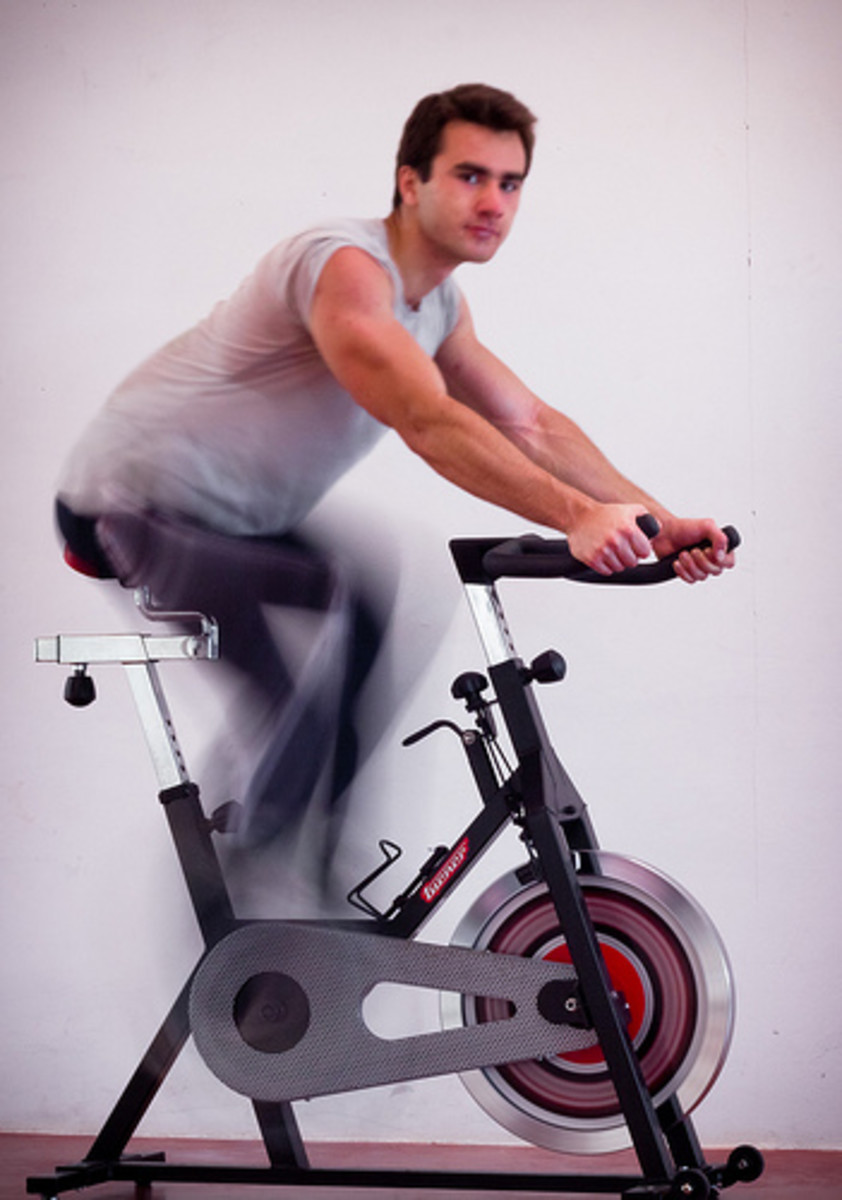 Use mental training techniques to enhance indoor cycling and studio cycling classes