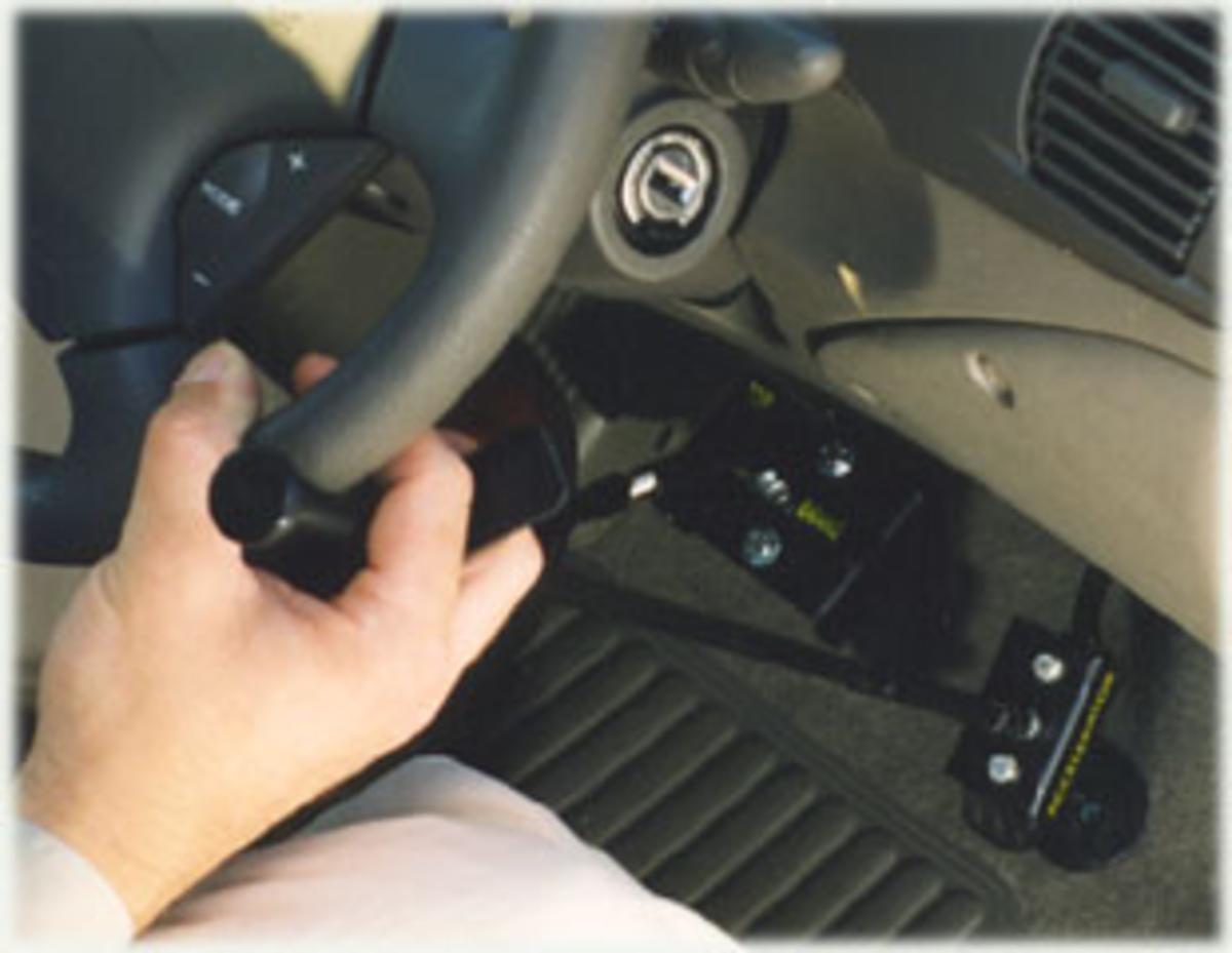 Handicap Hand Controls for Cars