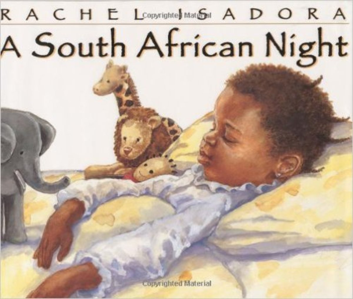 A South African Night Hardcover – April 14, 1998 by Rachel Isadora - All images are from amazon.com .