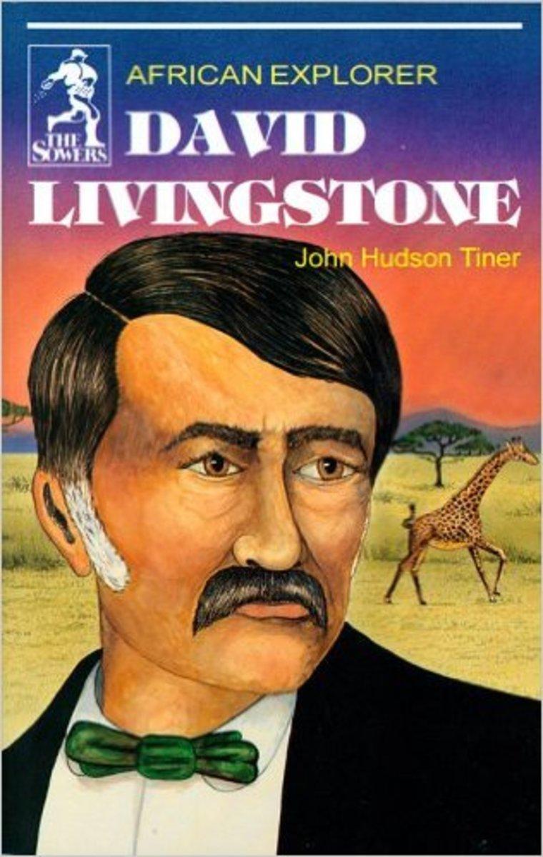 David Livingstone: African Explorer (Sower Series) (Sower Series) by John Tiner