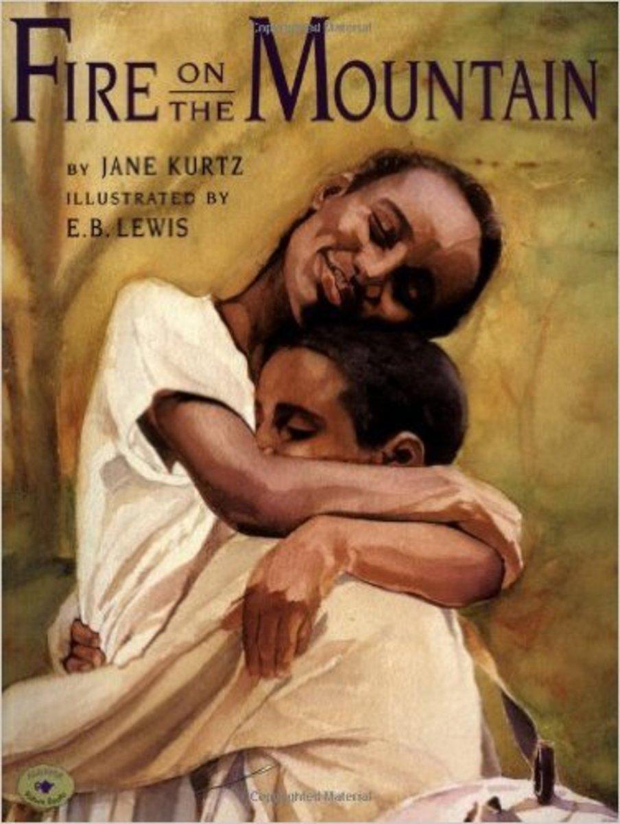 Fire on the Mountain by Jane Kurtz