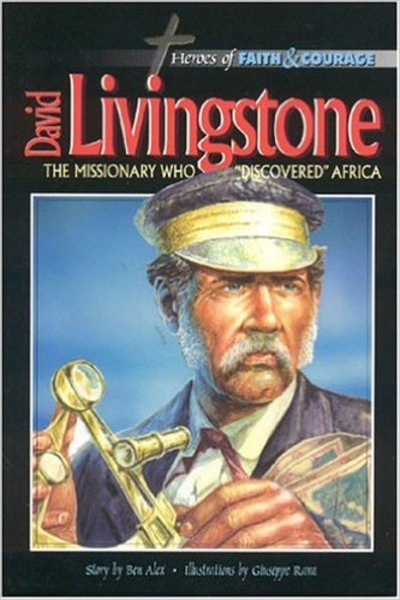 David Livingstone by Ben Alex