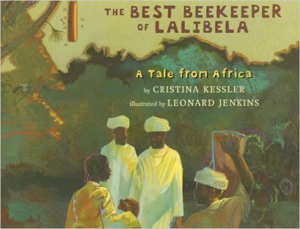 The Best Beekeeper of Lalibela: A Tale from Africa by Cristina Kessler