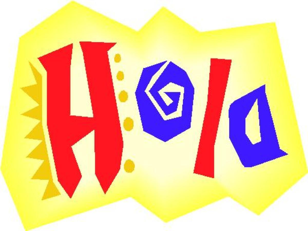 Hola! Learn Spanish!