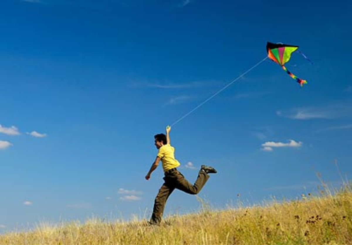 The Kite That Wouldn't Fly.