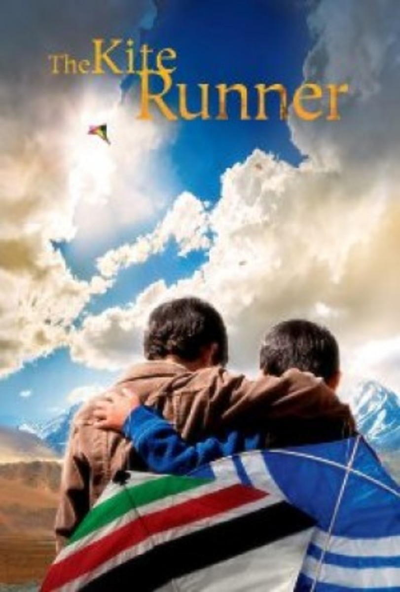 Kite flying features vividly in this poignant and sad story about the relationship between Amir and Hassan. This book has been made into a move as well.