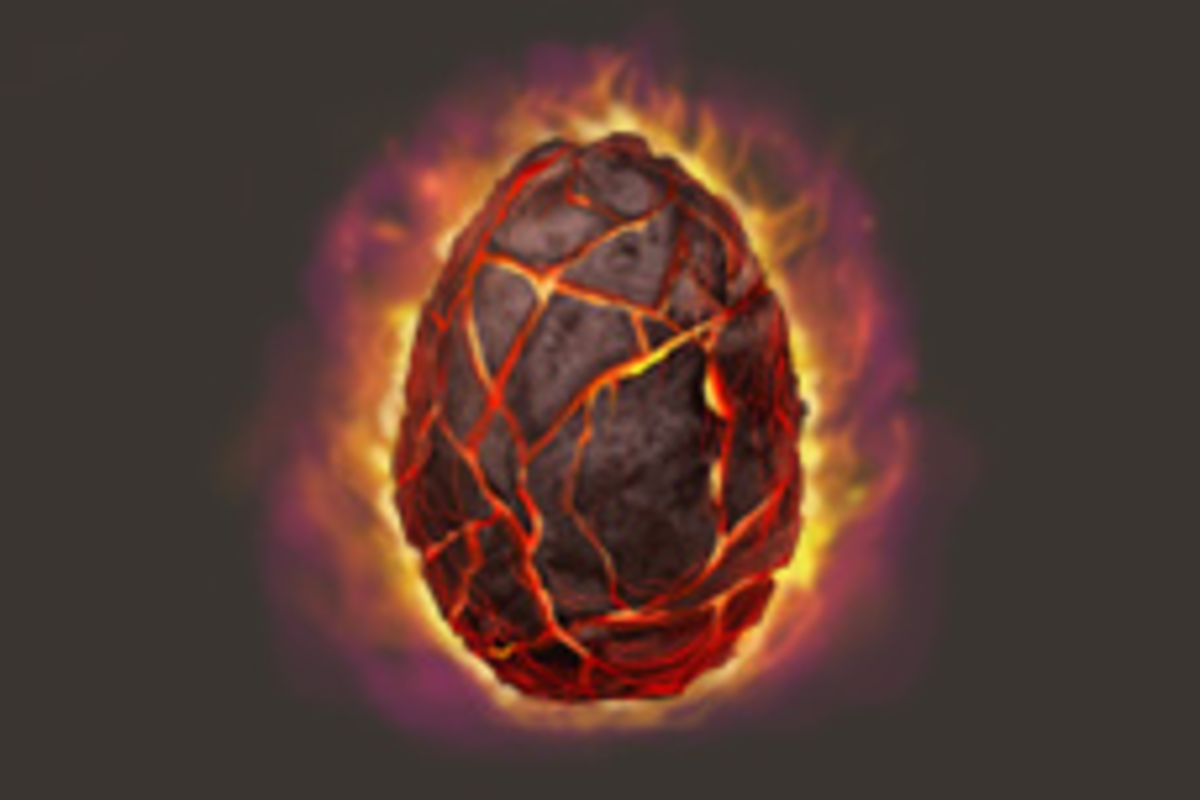 Dragons of Atlantis Fire Dragon Egg Guide