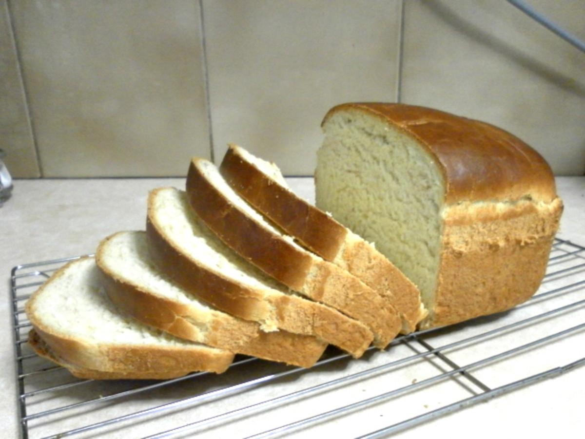 Cinnamon Loaf - A Soft White Bread Recipe with Cinnamon Flavour