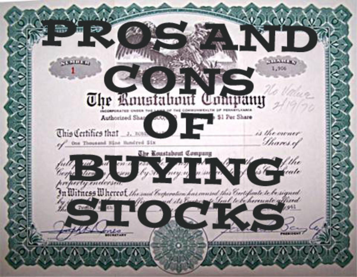 Should I Buy Stocks? Pros and Cons of Buying and Investing in Shares of Stocks