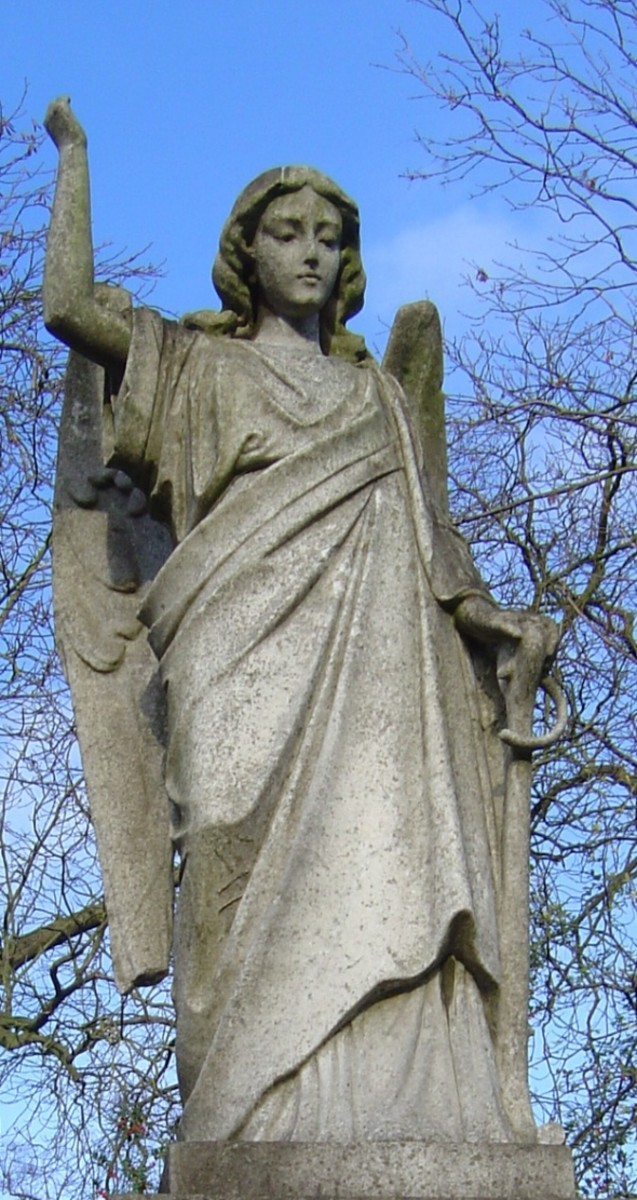 Angel Highgate Cemetery