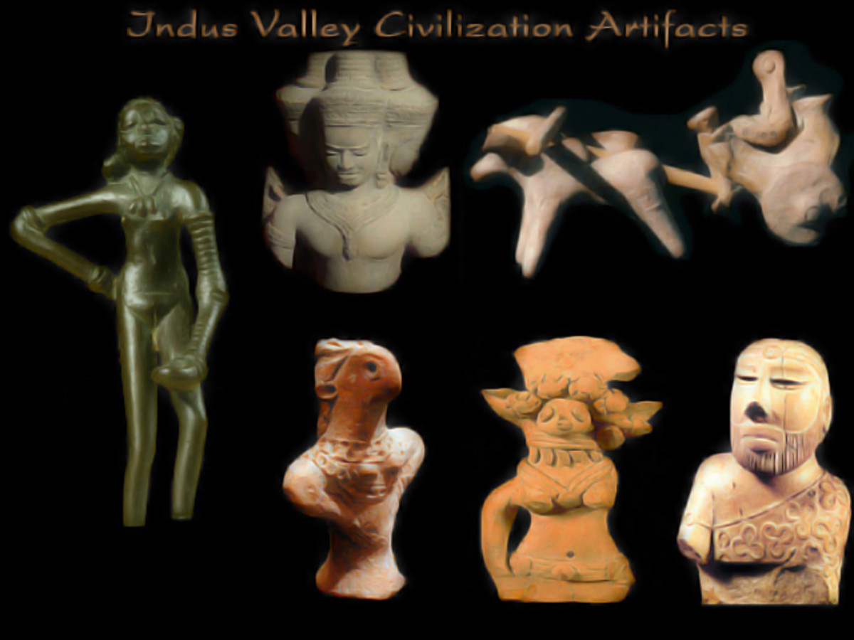 Indus Valley Civilization Artifacts