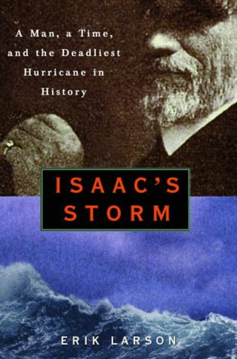 Louisa Rollfing-Character Essay About Isaac's Storm