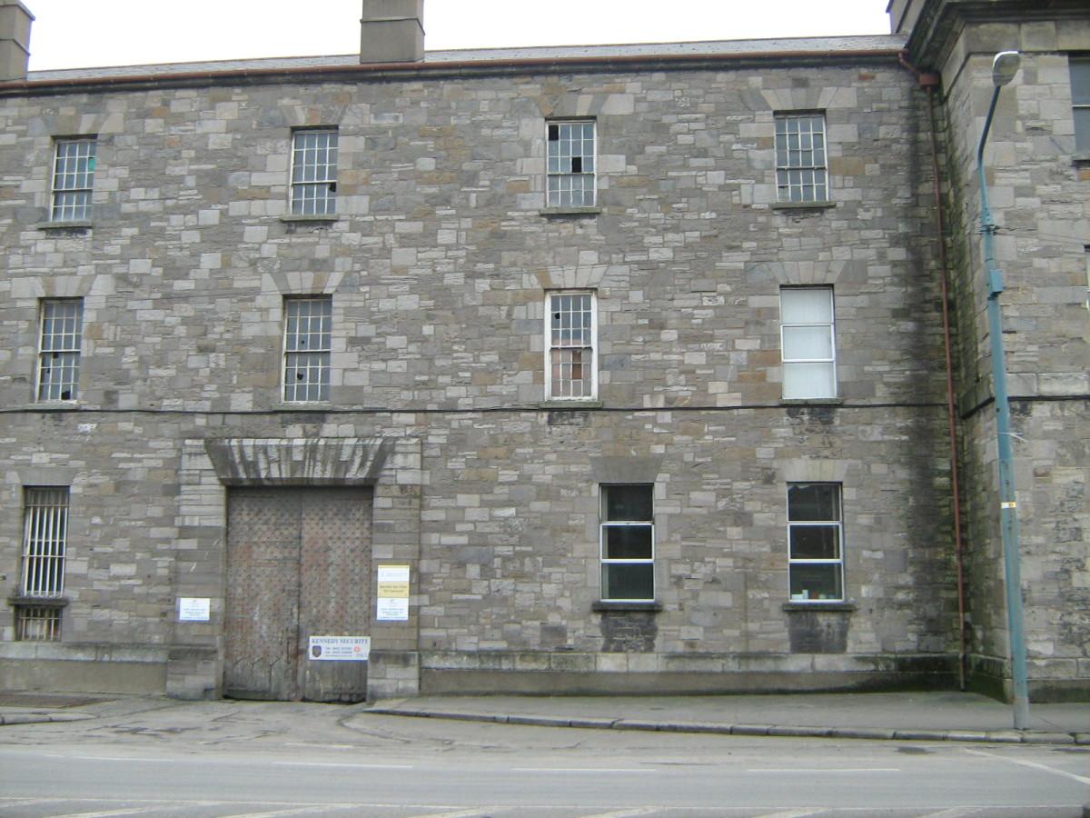Irish Female Convicts Transported to Australia in Convict Ship 1848