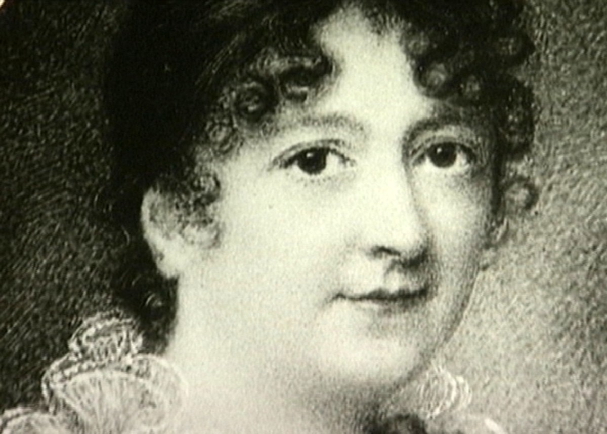 Mary Aikenhead stayed with the women until the very last minute