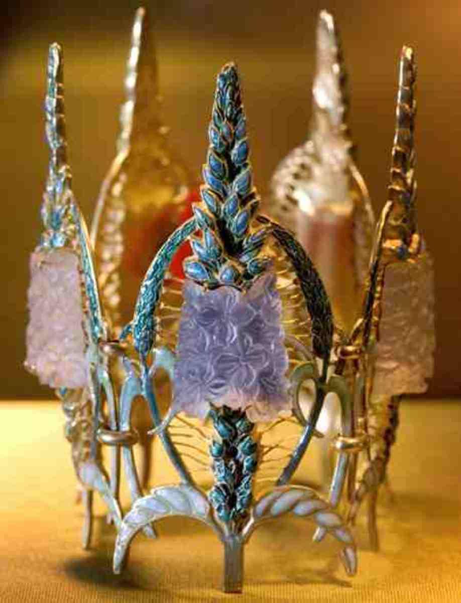 Lalique bracelet