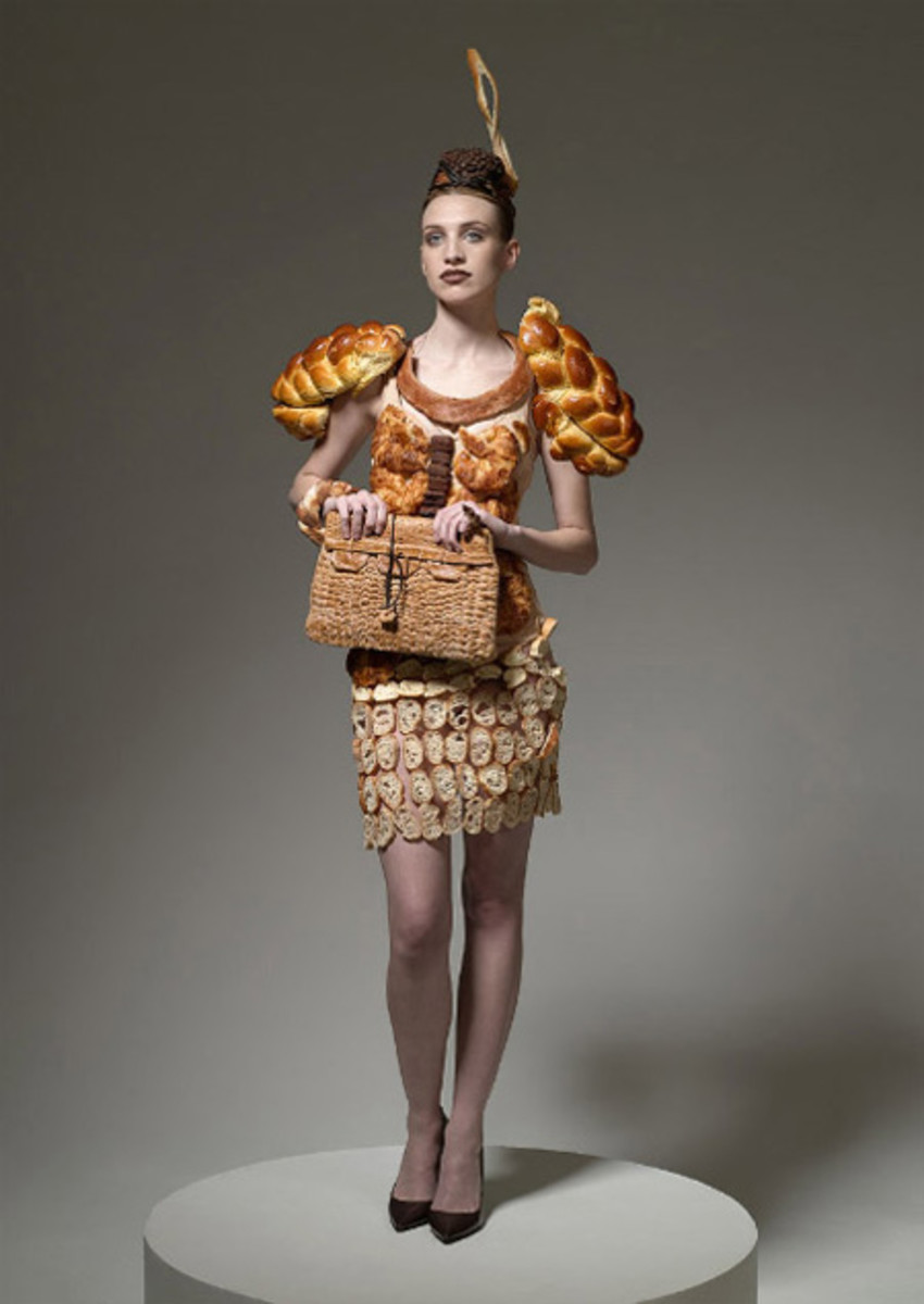 Clothing Made Of Food?