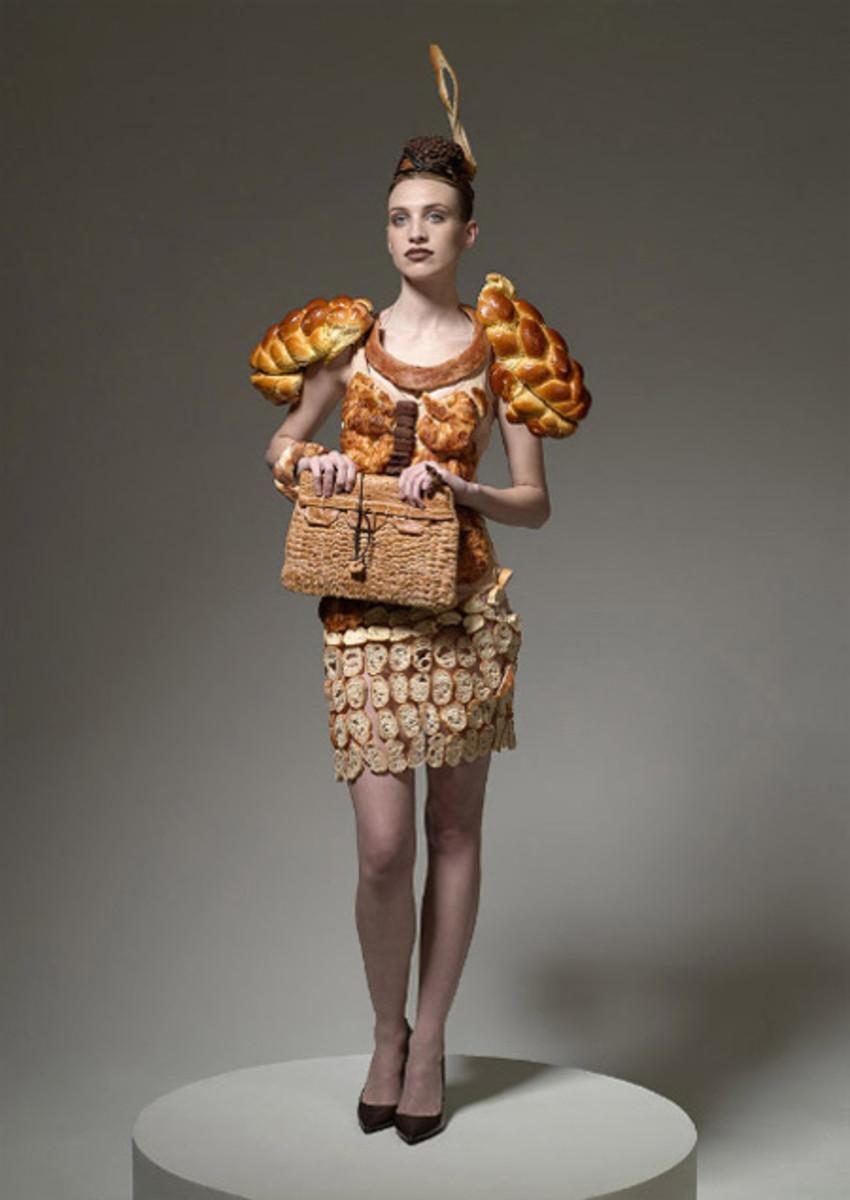 Bread Dress