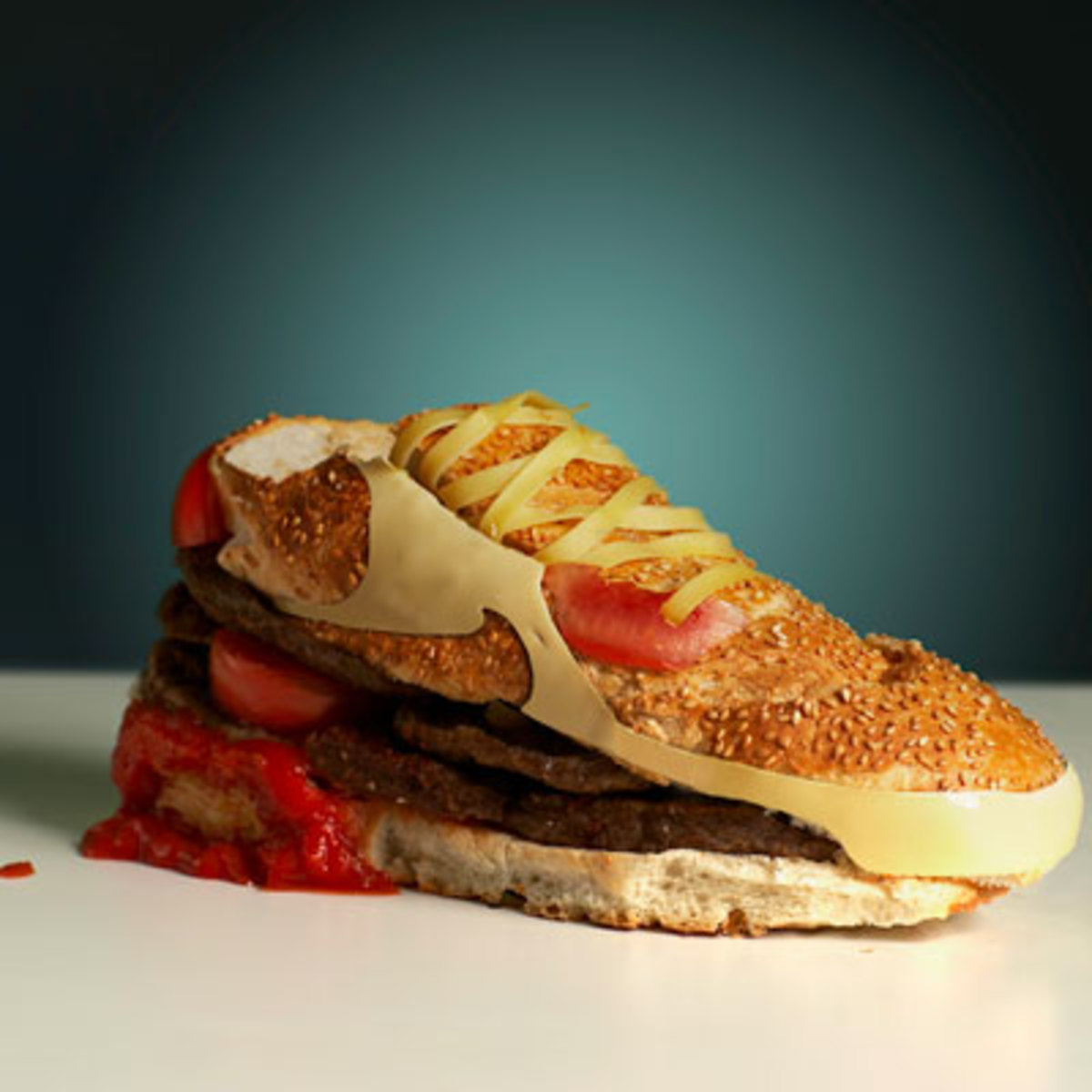 Nike Air Burger?